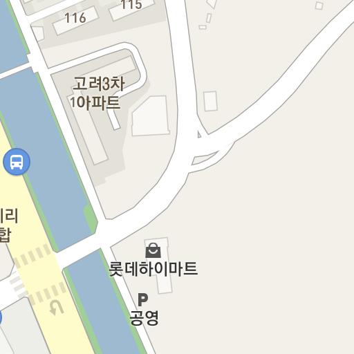 古県市外バスターミナル(巨済市...